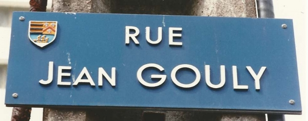 Rue Jean Gouly
